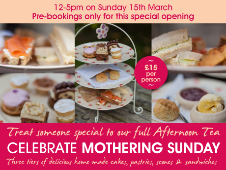 Mothering Sunday 2015