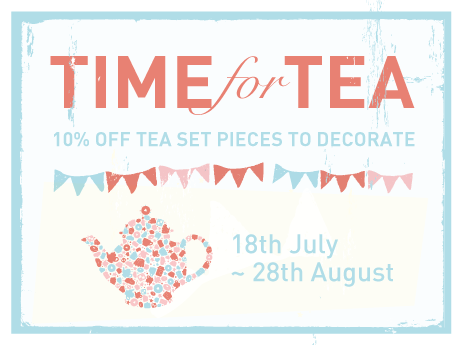 Time for Tea 2015