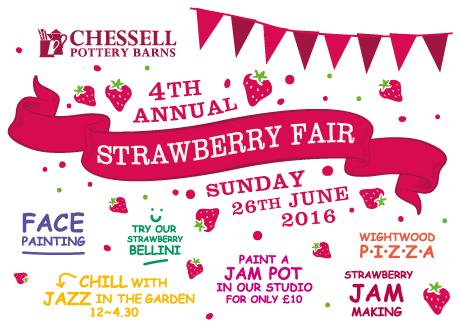 Strawberry Fair 2016