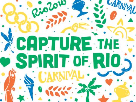 Capture the Spirit of Rio this Summer!