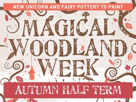 Magical Woodland Week 2016